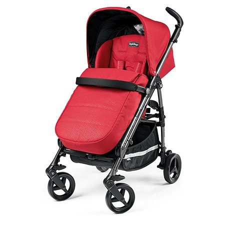 Прогулочная коляска Peg-Perego Si Completo Mod Red