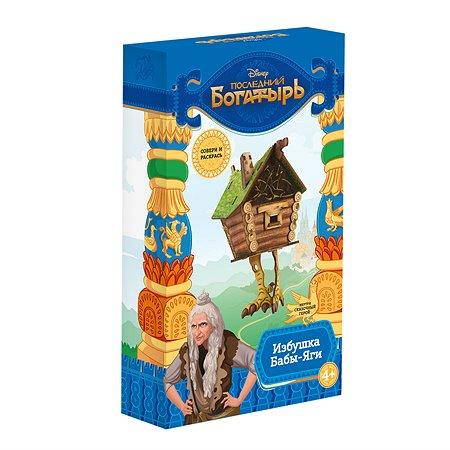 Конструктор Disney ИЗБУШКА БАБЫ-ЯГИ деревянный