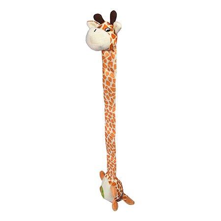 Игрушка для собак KONG Danglers Жираф с шуршащей шеей RD12E