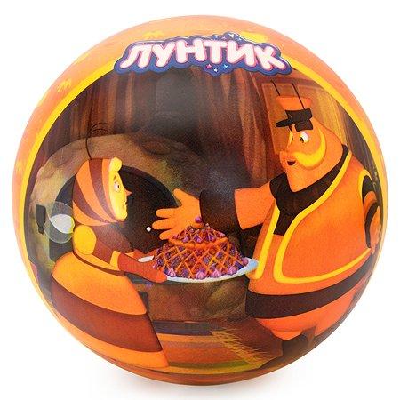 Мяч ЯиГрушка Лунтик Оранжевый 59546ЯиГ