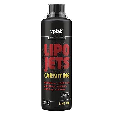 Жиросжигатель VPLAB LipoJets Carnitine 500мл