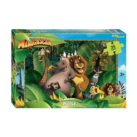 Пазл Степ Пазл Мадагаскар - 3 maxi35 Dreamworks