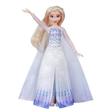 Кукла Disney Frozen Холодное сердце 2 Поющая Эльза E88805X2