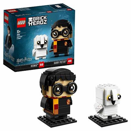 Конструктор LEGO BrickHeadz Гарри Поттер и Букля 41615