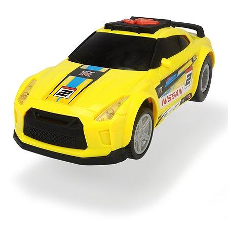 Машина Dickie Nissan GTR рейсинговая моторизированная 3764010