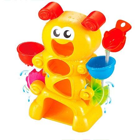 Набор для ванны ABC Веселая гусеница 8811
