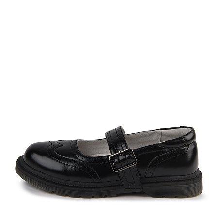 Туфли Futurino School чёрные
