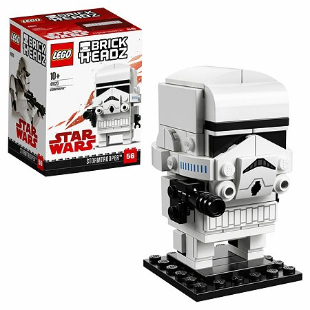 Конструктор LEGO BrickHeadz Штурмовик 41620