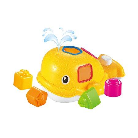 Игрушка-сортер для ванной ABC Кит большой 8816