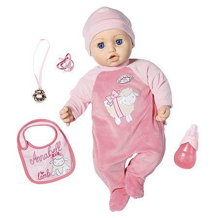 Кукла Zapf Creation Baby Anabelle многофункциональная 702-628