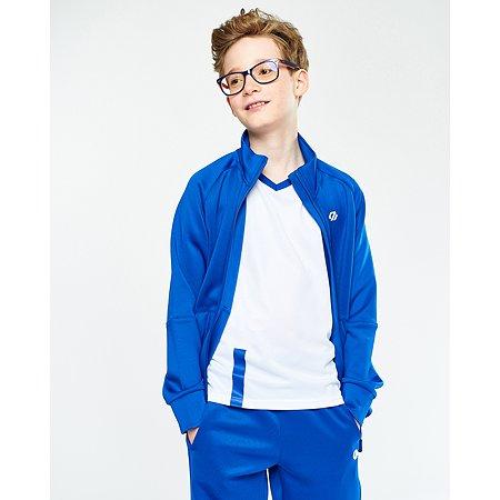 Жакет спортивный Jomoto ярко-синий