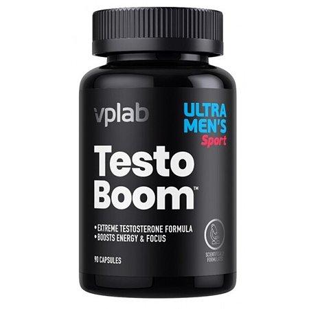 Биологически активная добавка VPLAB Testoboom бустер тестостерона 90капсул
