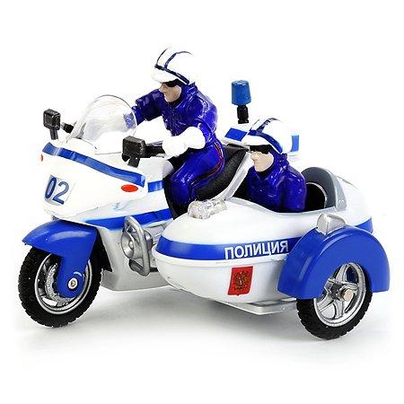 Мотоцикл Технопарк полиция 144876/CT-124-2