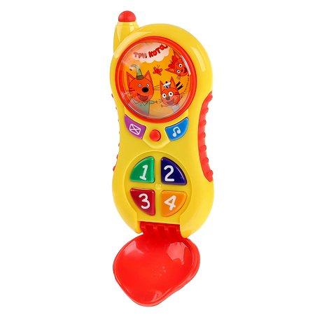 Игрушка УМка Три кота Телефон 288484