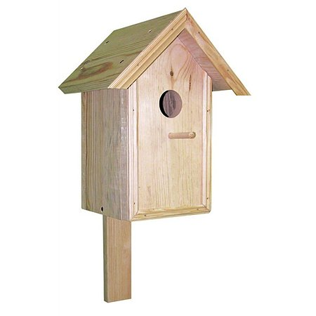 Домик для птиц Комплект-Агро Скворечник Комплект-Агро