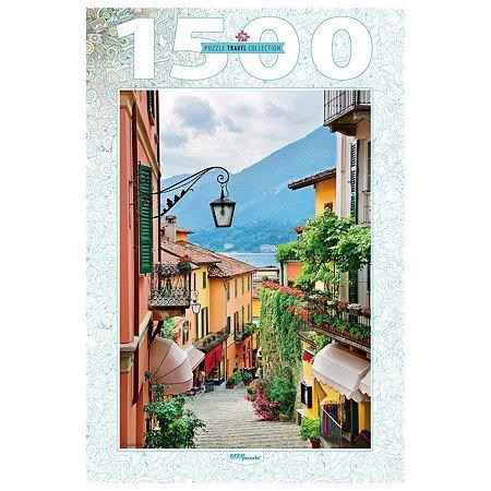 Пазл Step Puzzle Италия Вид на озеро Комо 1500элементов 83065
