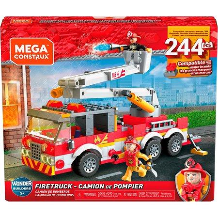 Конструктор Mega Construx Пожарная машина GLK54