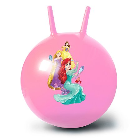 Мяч-попрыгун ЯиГрушка Принцессы 59559ЯиГ