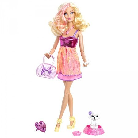 Игровой набор Barbie Barbie Модная штучка. Аксессуары для домашних животных в ассортименте