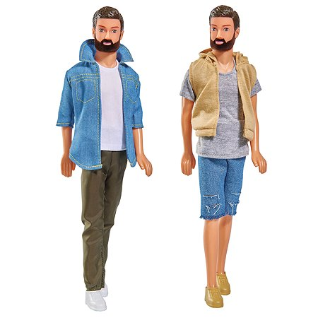 Кукла Simba Кевин с бородой в ассортименте 5733241
