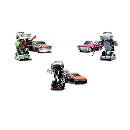 Трансформирующаяся машина MAISTO RoboRods