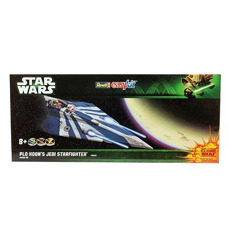 Модель для сборки Revell Сборка Звёздный истребитель Крестокрыл 41.4 см