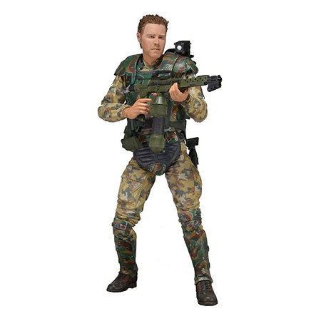 Фигурка NECA Aliens 7 Series 2 - Sgt. Windrix