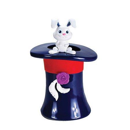 Набор для фокуса Amazing Zhus Волшебная шляпа и белый кролик