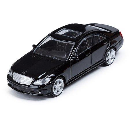 Машинка Rastar Mercedes S 63 AMG 1:43 Чёрная