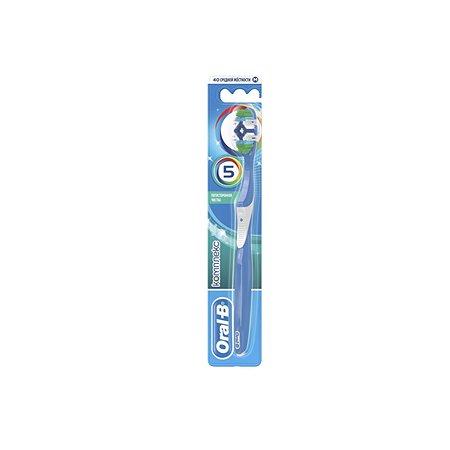 Зубная щетка Oral-B Комплексная пятисторонняя чистка 40сред.