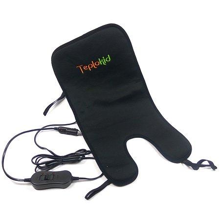 Автомобильный подогрев Teplokid для детского сидения Чёрный (TK-002)