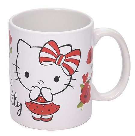Кружка STOR Hello Kitty Poema 325мл 1CSC20002689