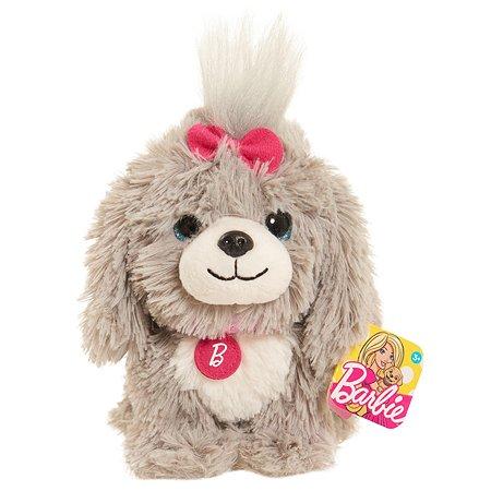 Мягкая игрушка Barbie Питомцы Барби Грей