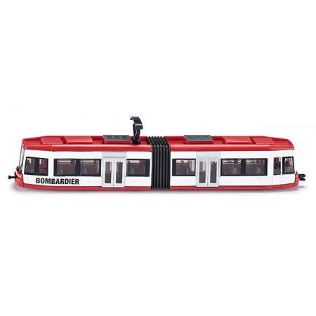 Трамвай SIKU (1:87)