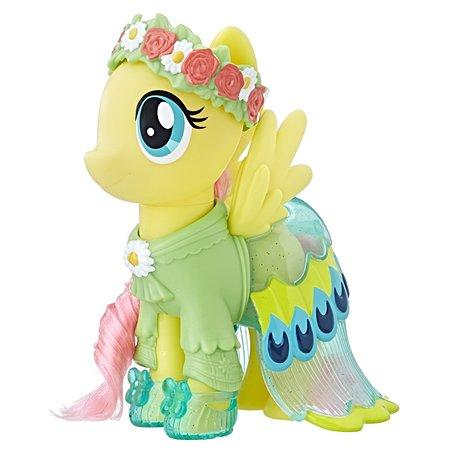 Фигурка My Little Pony Сияние пони-модницы Флатершай