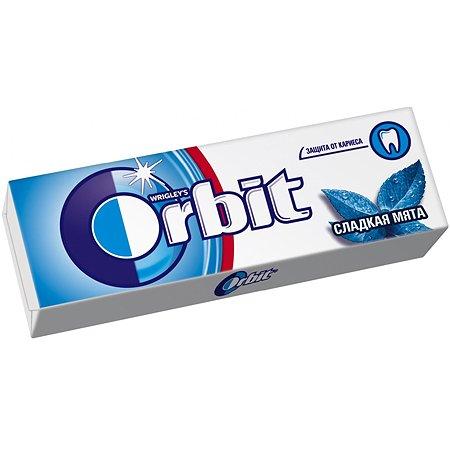 Жевательная резинка Орбит Orbit Сладкая Мята 13,6 г