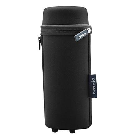 Термочехол для бутылочки Omnio Insulated Bottle Bag Black