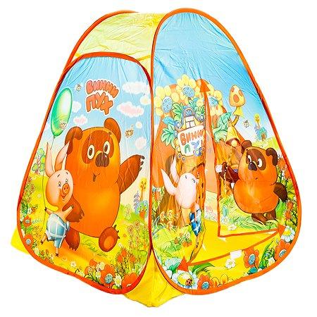 Палатка Играем вместе Винни-Пух