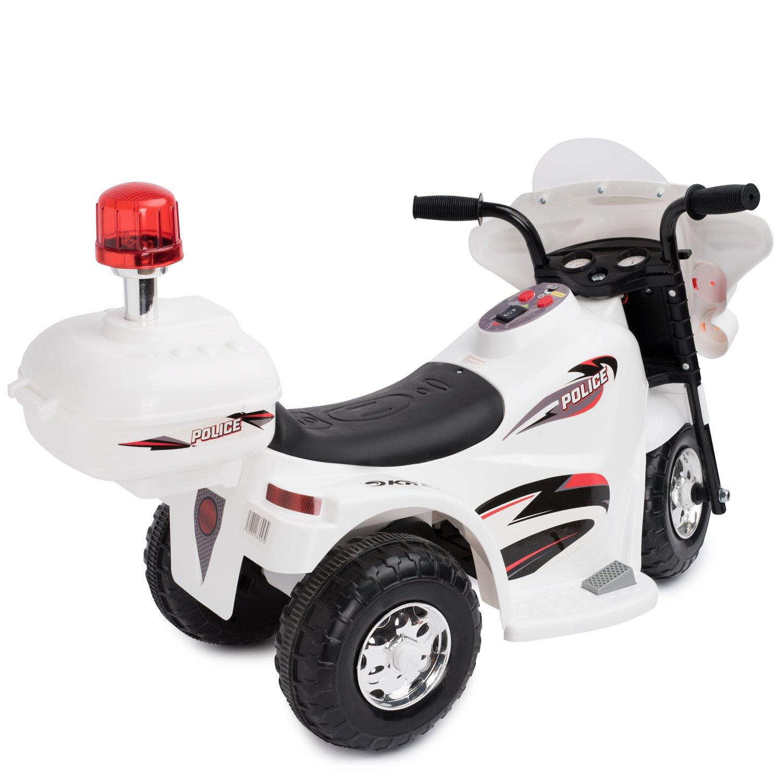 Мотоцикл kreiss полиция 6v инструкция