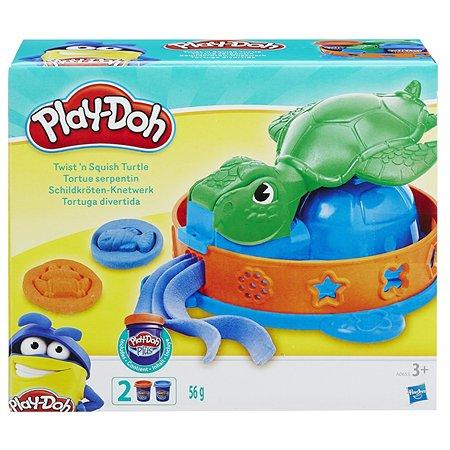 Игровой набор Play-Doh Забавная черепашка