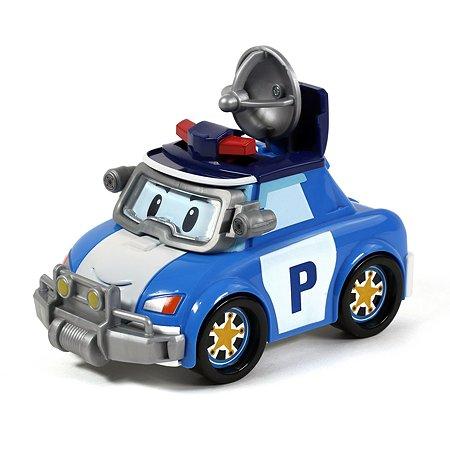 Машинка POLI (Poli) Поли с акссесуаром 83392