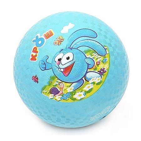 Мяч для плейграунда Joerex Смешарики размер №7 резина в ассортименте
