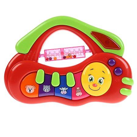 Игрушка УМка Пианино Улыбка 268961