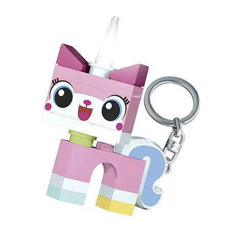 Брелок-фонарик для ключей LEGO Movie Uniki