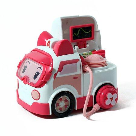 Машинка POLI (Poli) Эмбер с акссесуаром 83393