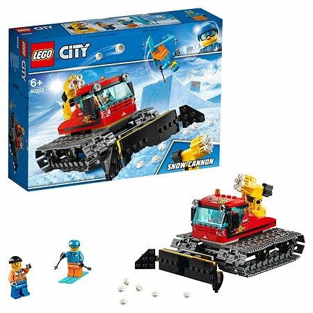 Конструктор LEGO City Great Vehicles Снегоуборочная машина 60222