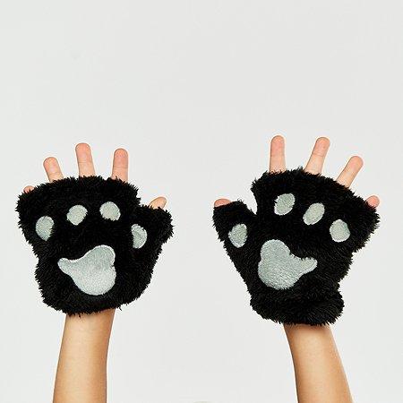 Перчатки Attivio без пальцев Черный YS0229365
