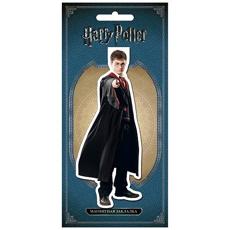 Закладка магнитная Эксмо Гарри Поттер