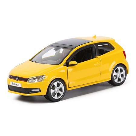Машина BBurago 1:32 Volkswagen Polo Mark 18-43034