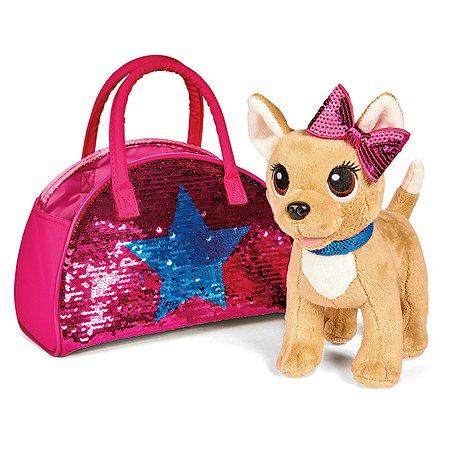 Игрушка Chi Chi Love Собачка с сумочкой 5893351